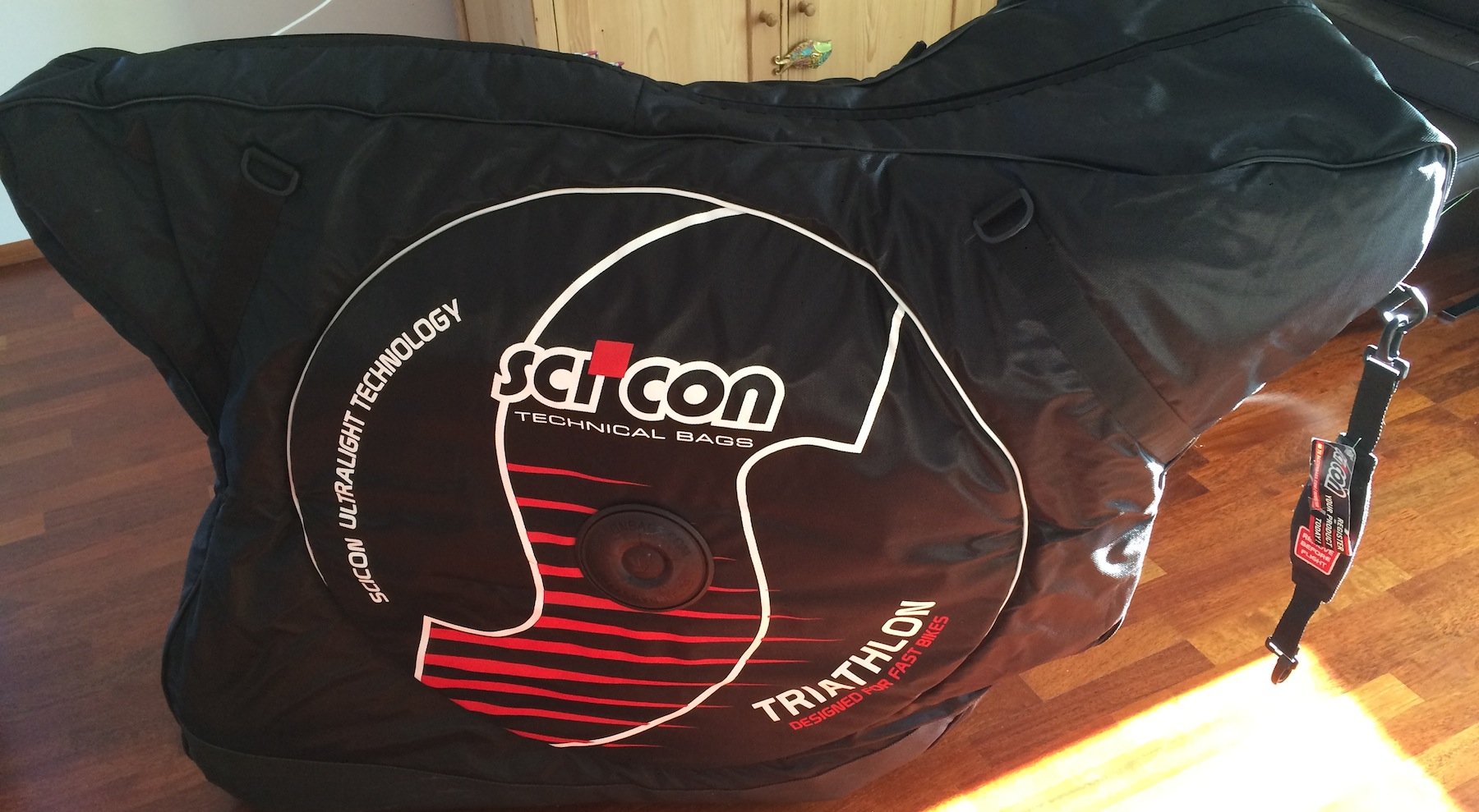 Scicon Triathlon Bike Bag